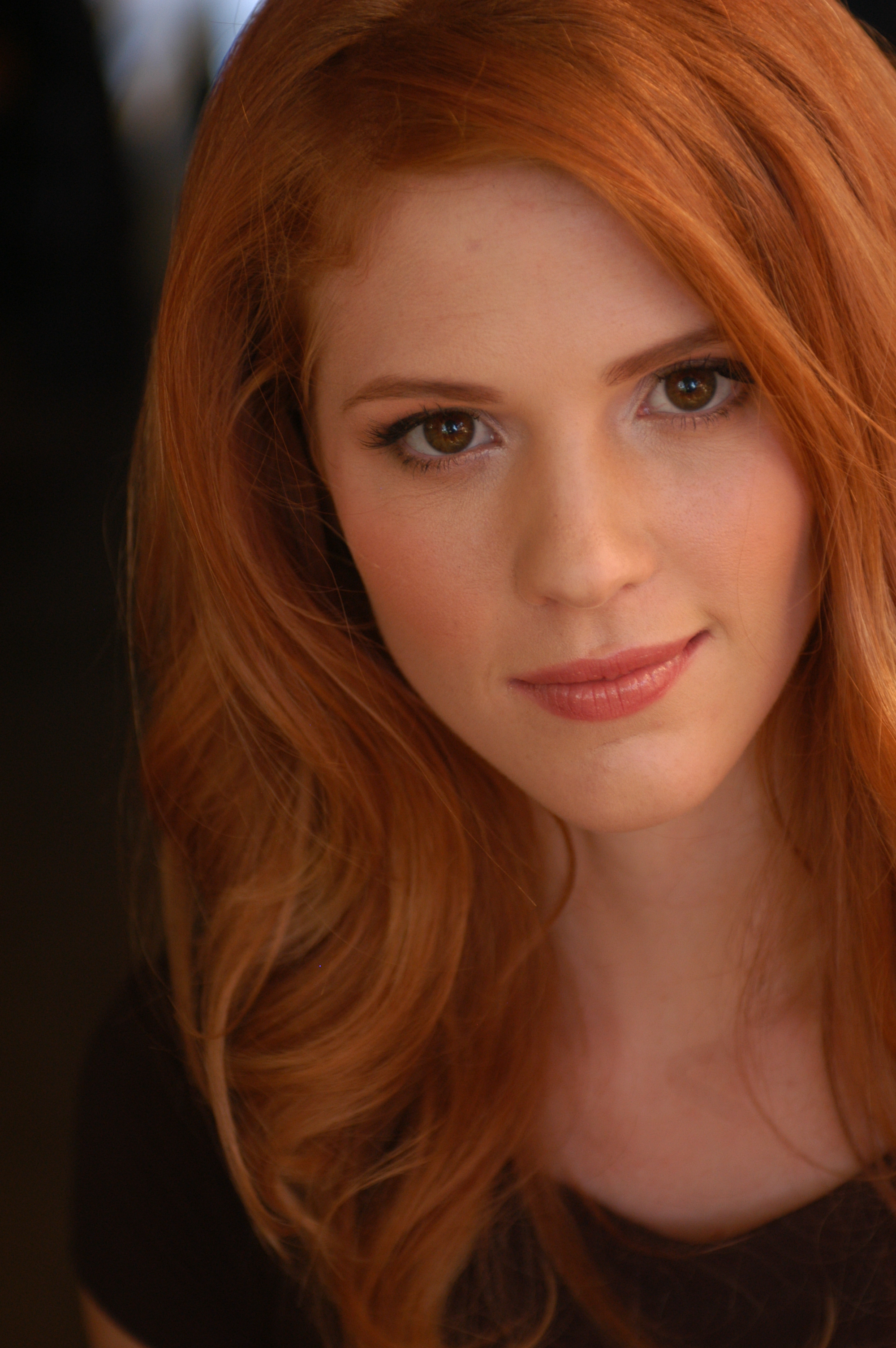 Beautiful Redhead Gals: College Of Fine Arts And Communications